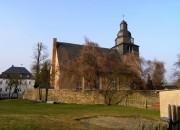 Kirche in Langenwetzendorf